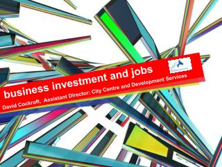 business investment and jobs