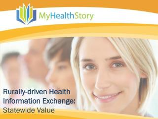 A Patient/Community Centered Approach to Health Information Exchange & Meaningful Use