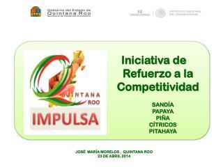 Iniciativa de Refuerzo a la Competitividad