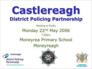 Castlereagh District Policing Partnership