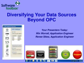 Diversifying Your Data Sources Beyond OPC