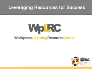 Leveraging Resources for Success