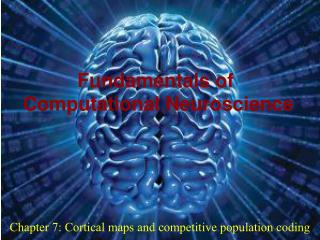 Chapter 7: Cortical maps and competitive population coding