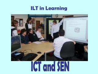 ILT in Learning