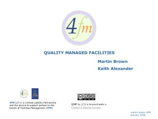 QUALITY MANAGED FACILITIES