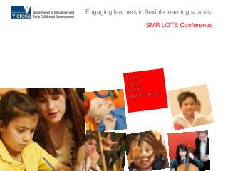 Engaging learners in flexible learning spaces