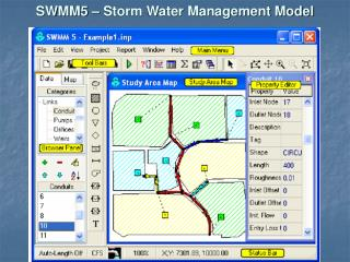 SWMM5 � Storm Water Management Model