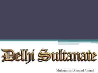 Muhammad  Ammad Ahmad