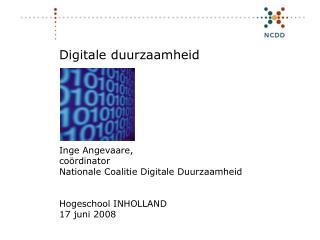 Digitale duurzaamheid