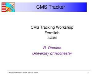 CMS Tracker