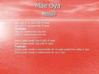 Mãe Oya