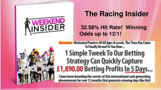 The Racing Insider