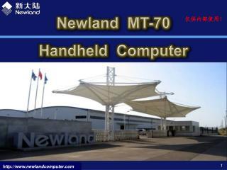 Newland  MT-70 Handheld  Computer