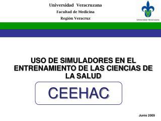Universidad  Veracruzana Facultad de Medicina Región Veracruz