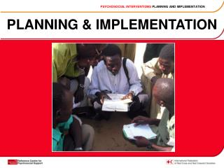 PLANNING  & IMPLEMENTATION