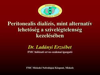 Peritonealis  dialízis, mint alternatív lehetőség a szívelégtelenség kezelésében