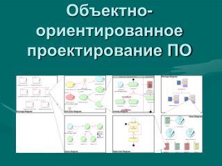 Объектно-ориентированное проектирование ПО