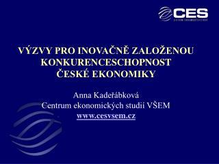 Ročenka konkurenceschopnosti  2006 - 2007