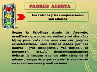 PADRES  ALERTA
