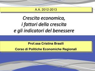 A.A. 2012-2013