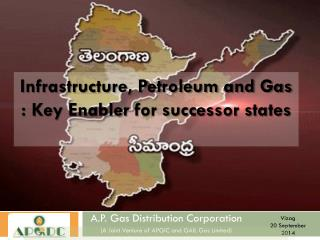 A.P. Gas Distribution Corporation  (A Joint Venture of APGIC and GAIL Gas Limited)