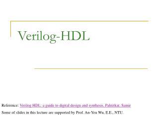 Verilog-HDL