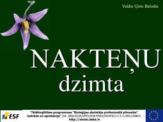 NAKTEŅU