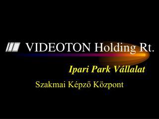 Ipari Park Vállalat