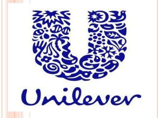 Unilever's brand logo