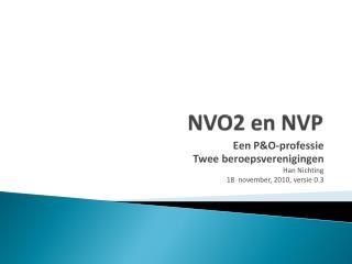 NVO2 en NVP