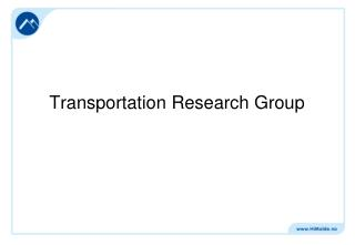 Transportation Research Group