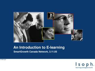 An Introduction to E-learning