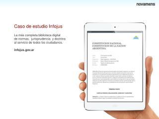 PJSF  Lic itación  pública internacional nro. 10  Lote 2 (parcial) Sistema Documental Jurídico