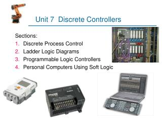 Unit 7  Discrete Controllers