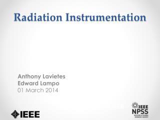 Radiation Instrumentation