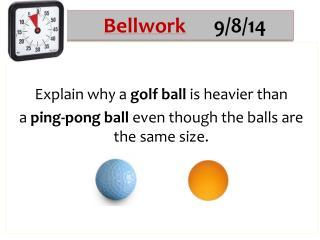 Bellwork 9/8/14