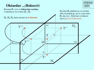 Oktaedar ...( Bokocrt)