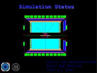Simulation Status