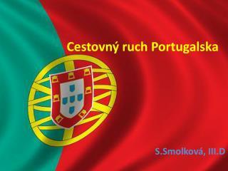 Cestovný ruch Portugalska