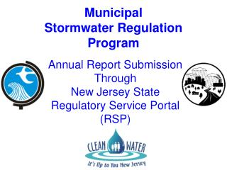 Municipal  Stormwater Regulation Program