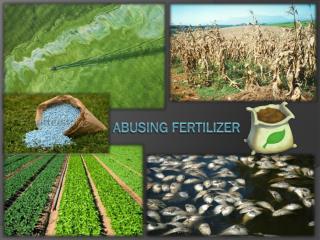 Abusing Fertilizer