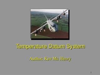 Temperature Datum System