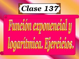Clase  137