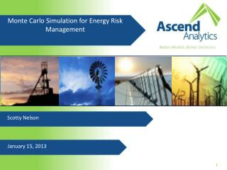 Monte Carlo Simulation for Energy Risk Management