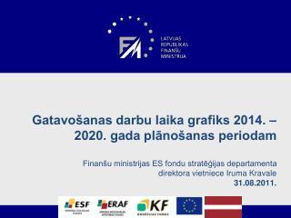 Laika grafiks un NVO iesaiste - 2011.g.