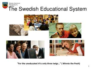 The Swedish Educational System