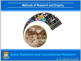 Basic Statistics and Correlational Research