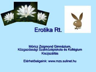 Erotika Rt.