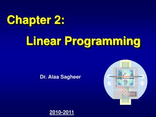 Chapter 2: Linear Programming