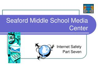 Seaford Middle School Media Center
